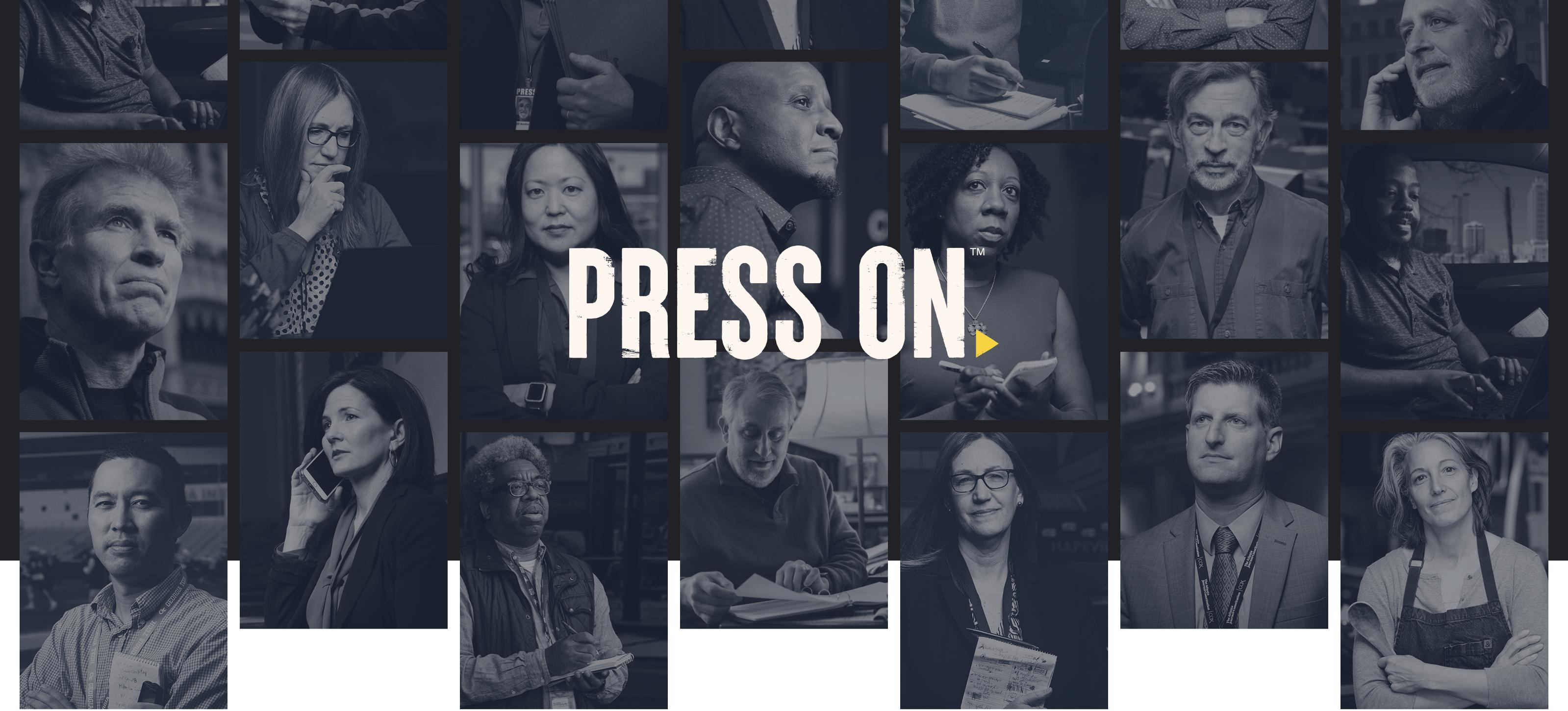 Press On.
