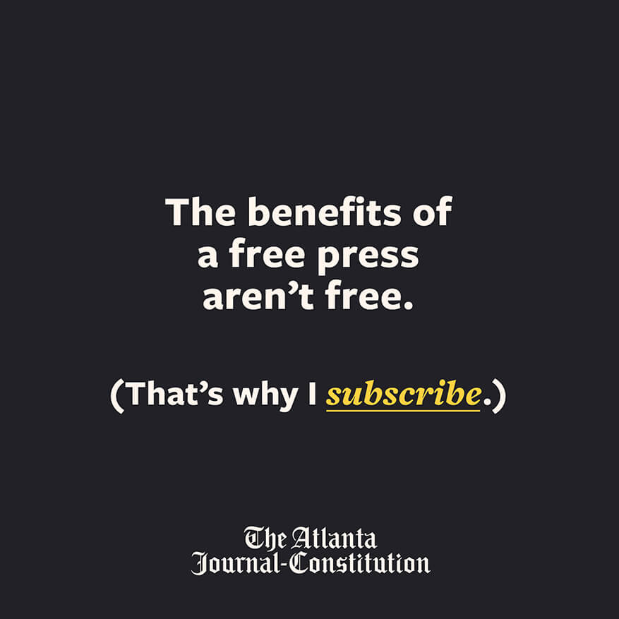 The benefits of a free press aren't free